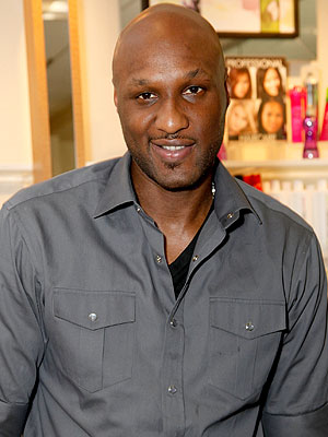 Lamar Odom Leaves Rehab After a Day