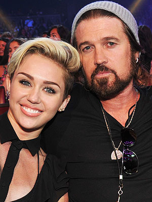 Billy Ray Cyrus: Miley Cyrus 'Is Still My Little Girl'