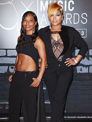 TLC's Tionne 'T-Boz' Watkins and Rozonda 'Chilli' Thomas: We Never Broke Up