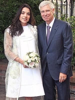U2's Adam Clayton Weds Brazilian Model Mariana Teixeira de Carvalho
