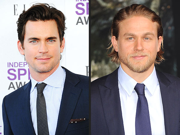 Matt Bomer 'So Grateful' Fans Wanted Him for Fifty Shades of Grey