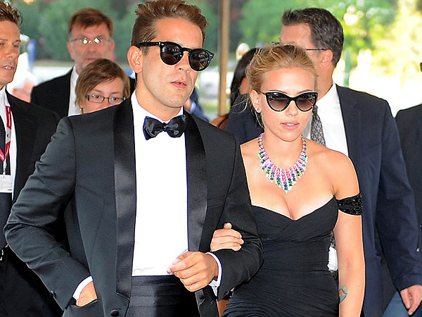 Scarlett Johansson & Romain Dauriac: A Photo Guide to Their Fast-Paced Romance
