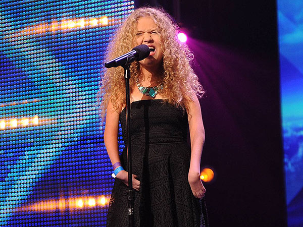 X Factor's Most-Inspiring Singer This Season Could Be Rion Paige