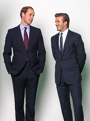 Prince William Commits More Fully to Wildlife Conservation – & David Beckham Helps!