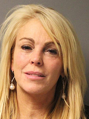 Dina Lohan Arrested for DUI - See the Mug Shot
