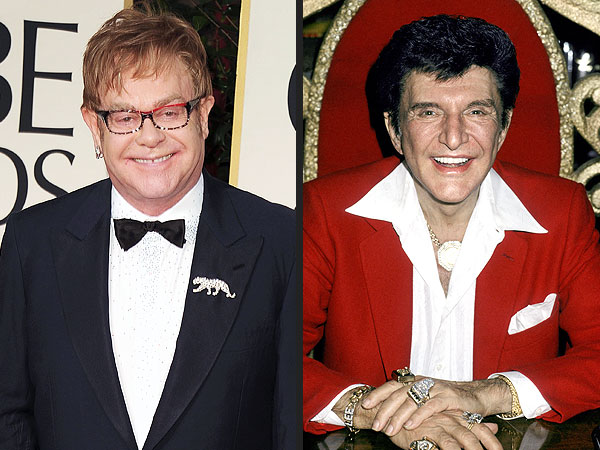 Emmy Awards First: Elton John to Pay Tribute to Liberace