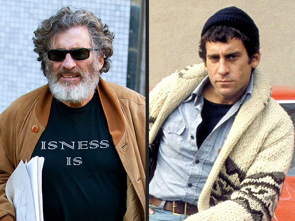 Starsky & Hutch Star Paul Michael Glaser Is Hidden Behind a Beard