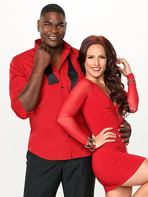 Keyshawn Johnson First to Go Home on Dancing with the Stars