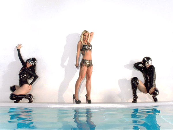 Britney Spears: I Cut Out Even Sexier Video Scenes Because I'm a Mom