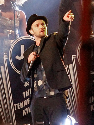 Justin Timberlake Twofer: Rocks Kimmel, Has Hashtag Throwdown with Jimmy Fallon