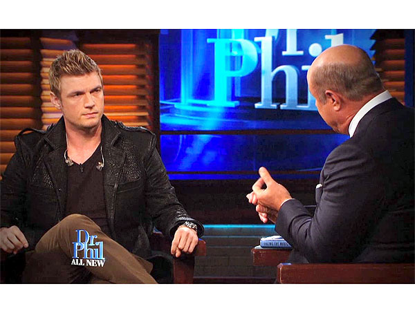 Nick Carter to Dr. Phil: My Family Blamed Me for My Sister's Death