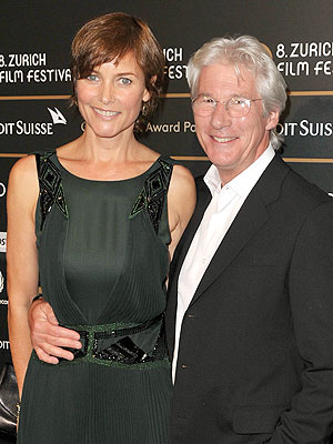 Richard Gere and Carey Lowell Split After 11 Years of Marriage