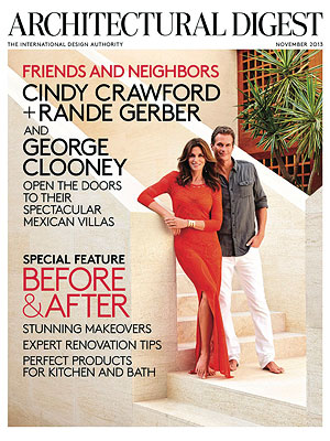 George Clooney, Rande Gerber and Cindy Crawford Show Off Their Adjoining Mexican Villas