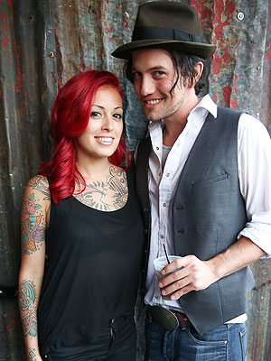 Jackson Rathbone Marries Sheila Hafsadi