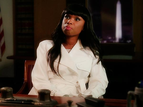 Jennifer Hudson Spoofs Kerry Washington's Scandal in PSA