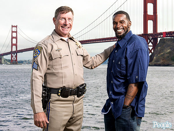 California Highway Patrol Officer Stops Suicides on the Golden Gate Bridge