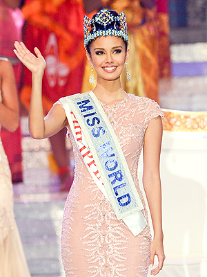 Miss Philippines Crowned Miss World 2013 in Indonesia