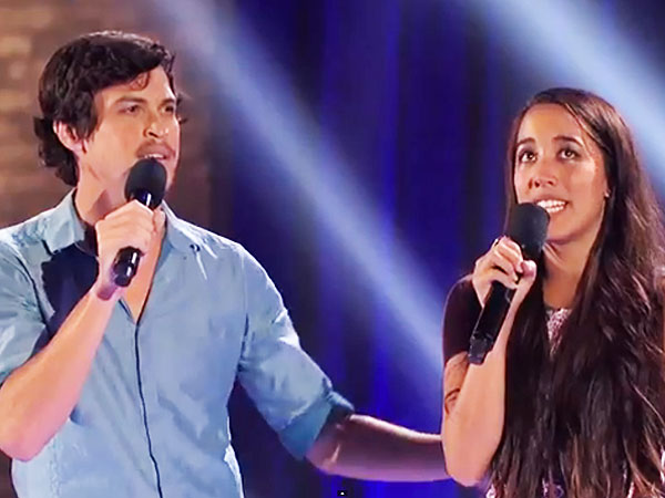 The X Factor Winners Are Alex & Sierra