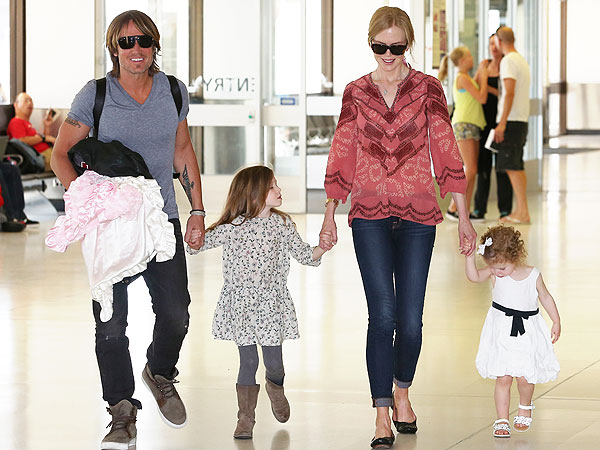Keith Urban: My Daughter Sunny Sings All the Time