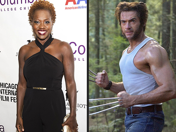 Viola Davis Losing Weight with Hugh Jackman Wolverine Diet
