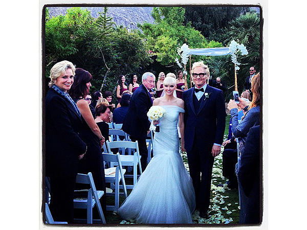 Matt Sorum Weds Ace Harper in Palm Springs