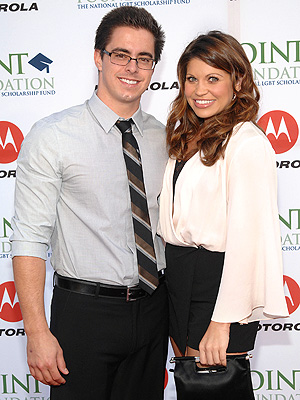 Boy Meets World's Danielle Fishel Marries Tim Belusko