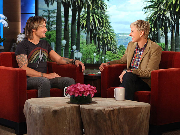 Keith Urban Keeps in Touch With Wife Nicole Kidman by 'Nice Sex Texting'