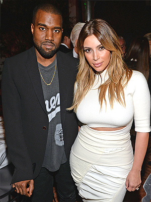 Kim Kardashian to Take Kanye West's Last Name
