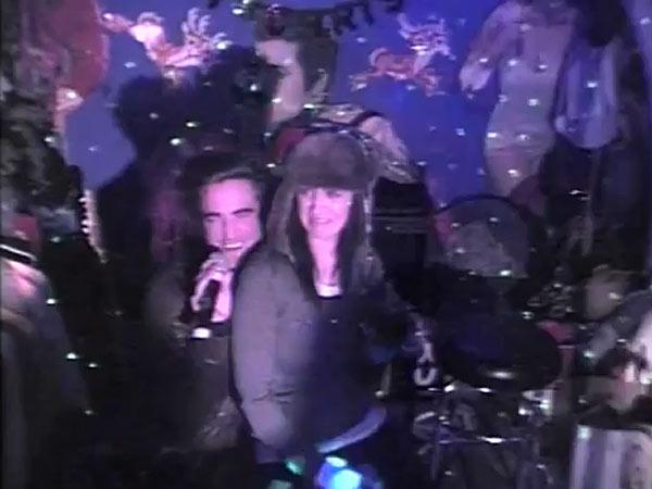Katy Perry Sits on Robert Pattinson's Lap, Sings Karaoke