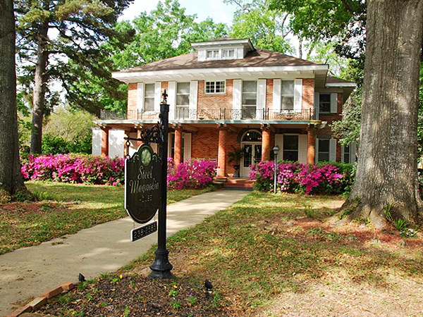 Steel Magnolias House Home for Sale
