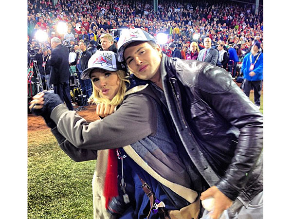 The Boston Red Sox Win the World Series: Relive the Victory with Christie Brinkley