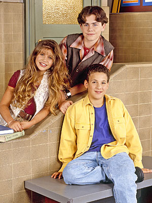 Are Boy Meets World's Cory and Shawn TV's Best Bromance? Watch a Behind-the-Scenes Clip