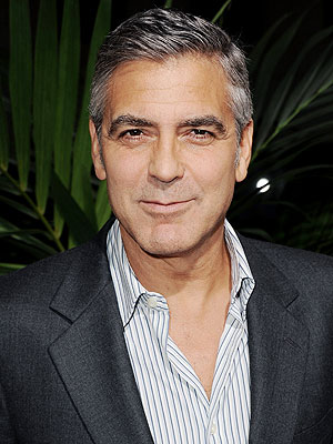 George Clooney Talks