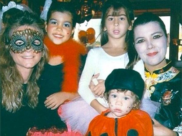 Halloween 2013, Throwback Thursday Photos: Kardashian, Emma Roberts