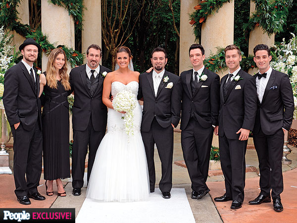 Chris Kirkpatrick Wedding: Exclusive Photos and Details