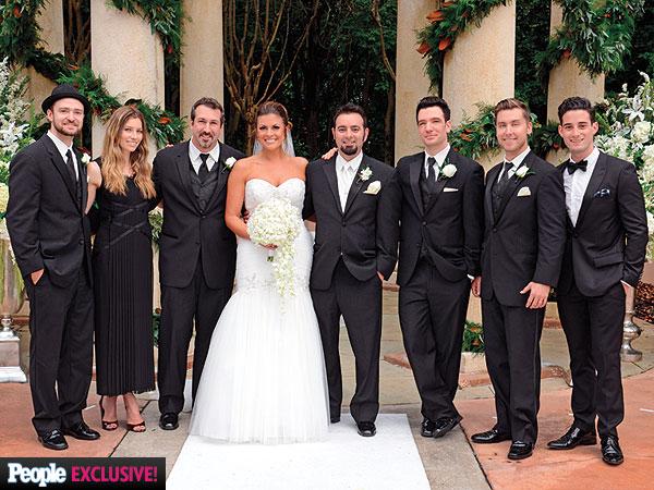 Chris Kirkpatrick Wedding: Exclusive Photos and Details