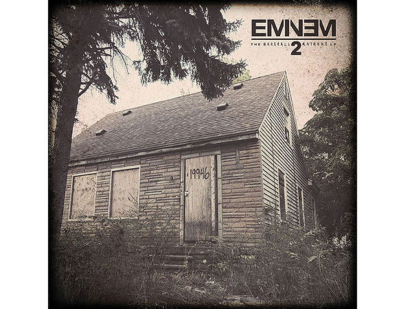 Eminem's The Marshall Mathers LP 2 Reviewed