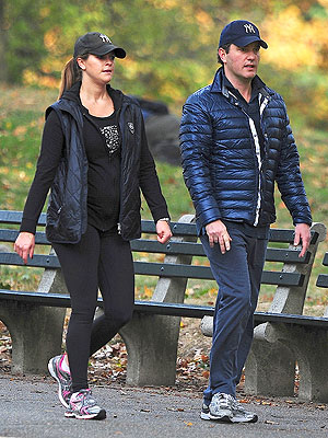 Princess Madeleine Strolls in Central Park with Husband Christopher O'Neill