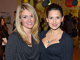 Daphne Oz Gets Baby Advice from Hilaria Baldwin