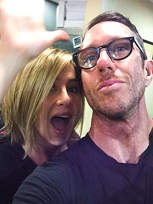 Jennifer Aniston and Her Stylist 'Love' Her Dramatically Shorter Hair