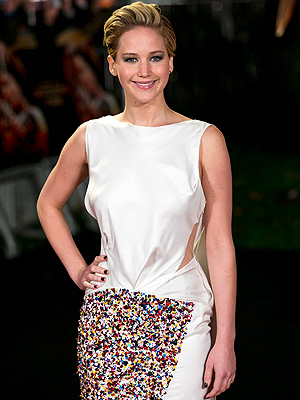 Jennifer Lawrence: I Suffered from Social Anxiety