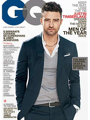 Justin Timberlake Doesn't Think He's Cool