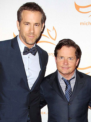 Ryan Reynolds: Michael J. Fox Is Unsinkable