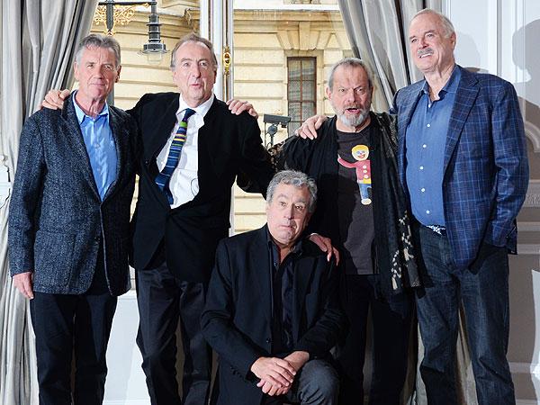 Monty Python Announce Reunion Show