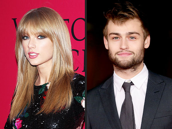 Taylor Swift Is Spending Time with Douglas Booth