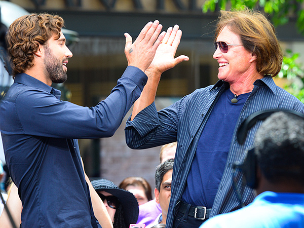 Brody Jenner Says Bruce Is 'All About Golf' Following Split from Kris Jenner
