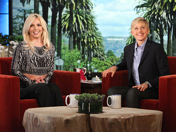 Britney Spears and David Lucado Had a 'Tiffy' After He Forgot to Call Her