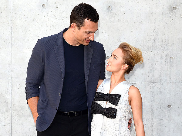 Hayden Panettiere and Fiancé Wladimir Klitschko Are Calling Nashville Home