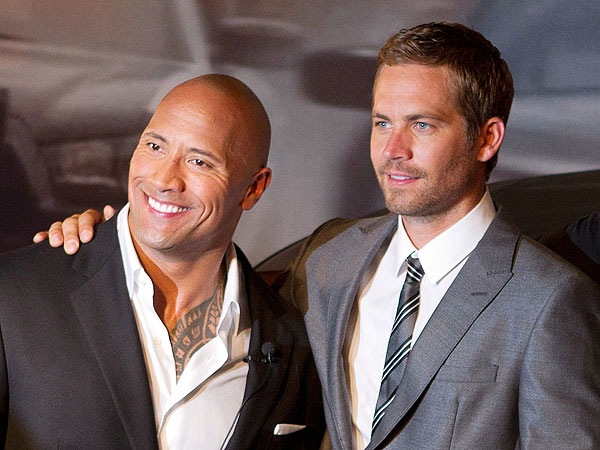 Dwayne 'The Rock' Johnson and Jordana Brewster Remember Paul Walker