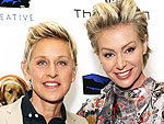 Ellen DeGeneres (Hilariously) Addresses Rumors of Marriage Trouble